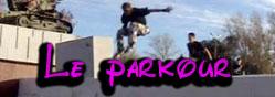 Паркур и все о нем